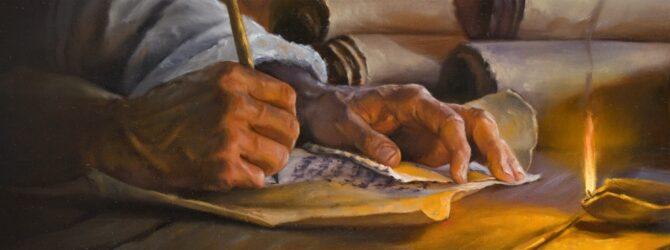 Psalm 119:165 Updated American Standard Version (UASV) 165 Abundant peace…