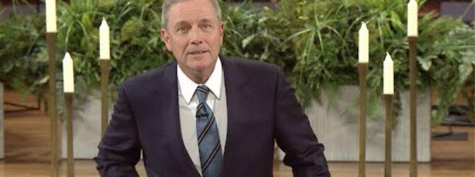 """Quarantined"" pastor Loran Livingston, May 3, 2020"
