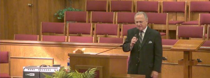 """Temperance"" Pastor D. R. Shortridge"