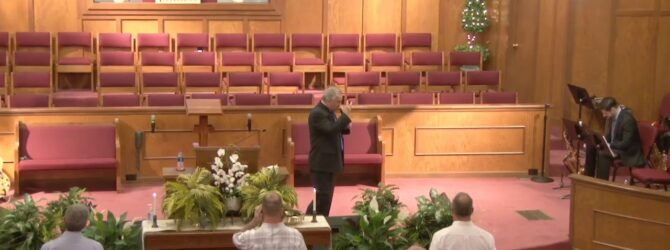 """""""The Way To The Father"""" Sunday Morning Service 05/24/2020 Pastor D. R. Shortridge"""