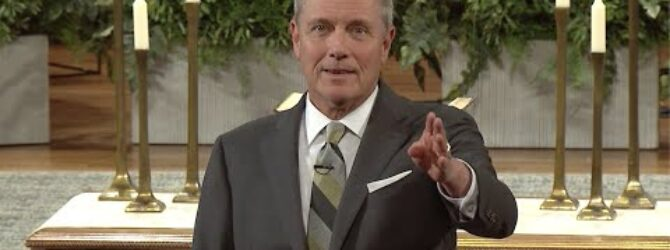 """Wait"" pastor Loran Livingston, May 5, 2020"
