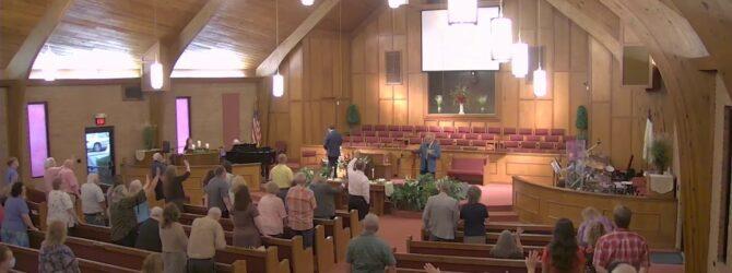 """Battle Stations"" Rev. Josh Crockett Wednesday Evening Service 06/24/20"