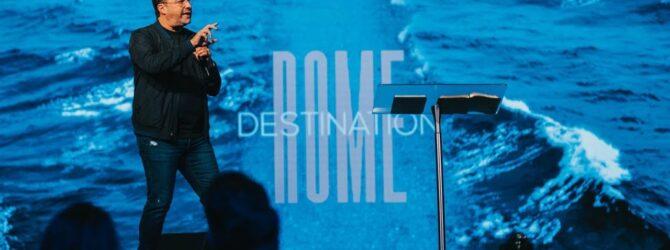 Destination Rome PART 3  |  Rome