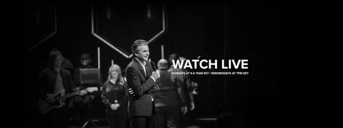 Father's Day with Pastor Jentezen Franklin at Free Chapel