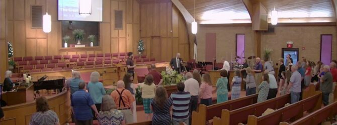 """""""The Great Change"""" Pastor D. R. Shortridge Wednesday Evening Service 06/03/20"""