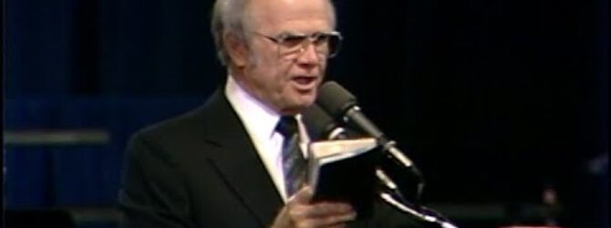 General Overseer Raymond E. Crowley's Address at Centennial Church of God General Assembly—1986