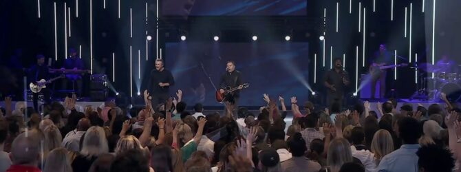 Missed Sunday's Message ? Join us for the rebroadcast now….