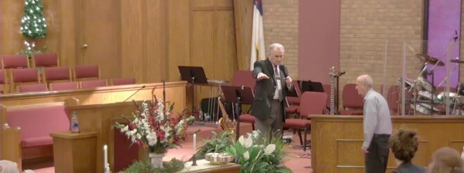 """""""The Devine Purpose In Trial"""" Pastor D. R. Shortridge Wednesday Evening Service 07/15/20"""