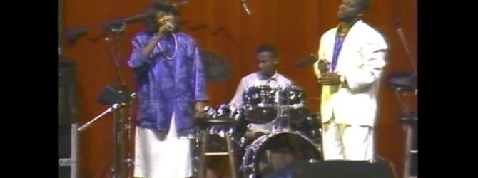 Youth Afterglow Concert at Centennial Church of God General Assembly—1986