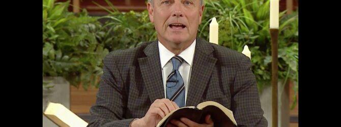"""Barren, but Blameless"" pastor Loran Livingston, August 9, 2020"