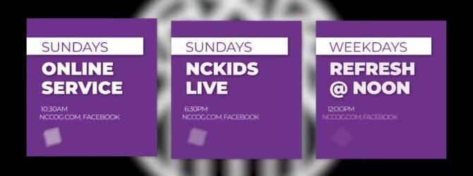 North Live-Sunday, August 16, 2020