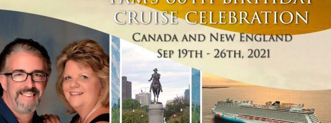 Pam Stone's 60th Birthday Cruise