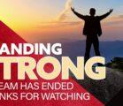 Standing Strong Livestream