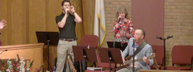 """The Danger of Drifting"" Pastor Adam Herring Wednesday Evening Service 8/5/20"