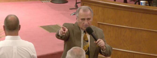 """The Power of The Gospel"" Pastor D.R. Shortridge Wednesday Evening Service 8/19/20"