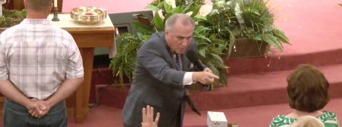 """""""After the Heart of God"""" Pastor D. R. Shortridge Wednesday Evening Service 09/02/20"""