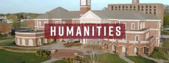 Campus Tour: Humanities