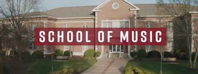 Campus Tour: School of Music