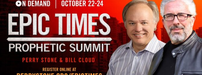 Epic Times Prophetic Summit On-Demand Promo