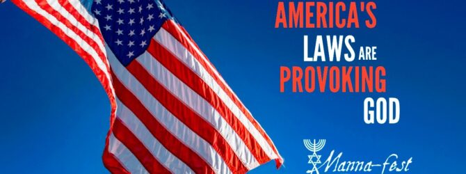 How America's Laws are Provoking God | Episode # 1041