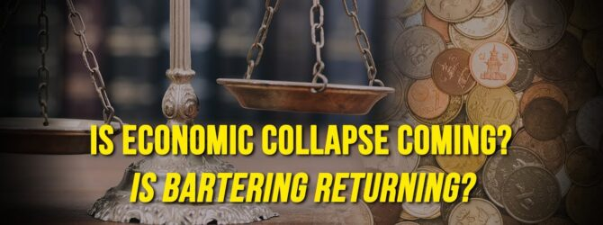 Is Economic Collapse Coming? Is Bartering Returning? | Perry Stone