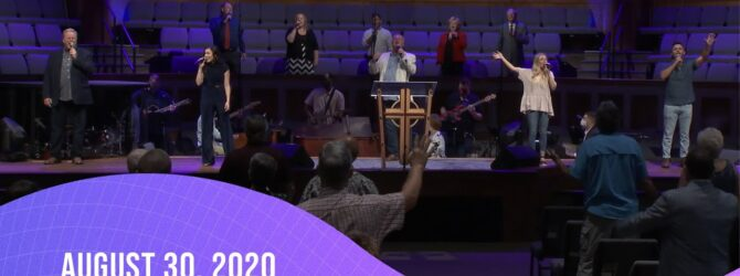 Praise and Worship | August 30, 2020
