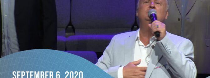 Praise and Worship   September 6, 2020