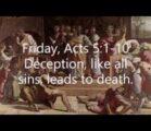 Sunday School Part 1 September 27th