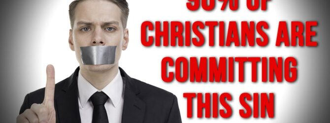90% of Christians Are Committing This Sin | Perry Stone