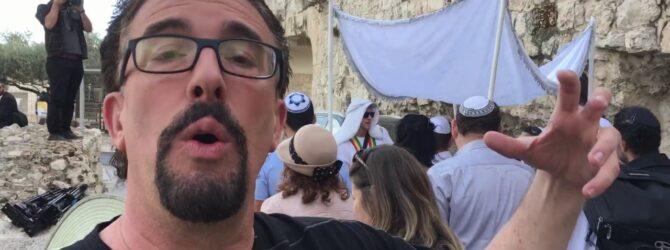 A Jewish Bar-Mitzvah