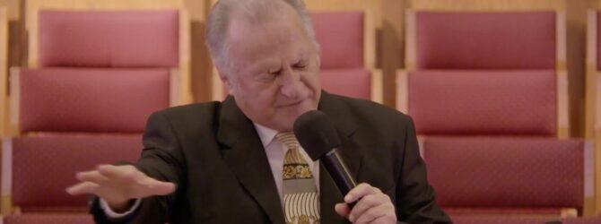"""A Peculiar People"" Pastor D.R. Shortridge Sunday Morning Service 10/18/20"