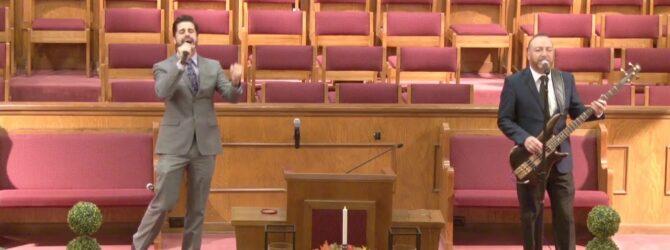"""Believe"" Bishop Kip Box Sunday Evening Service 10/18/20"