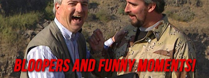 Bloopers and Funny Moments | Perry Stone