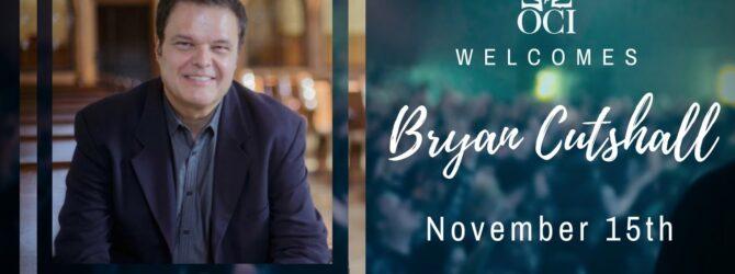 Bryan Cutshall – Walking in the F.O.G. – 11/15/2016