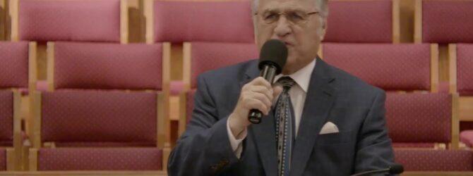 """Darkness & Light"" Pastor D. R. Shortridge"