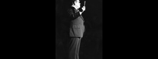 Earl P  Paulk at Lee College Heritage Week — February 9, 1977