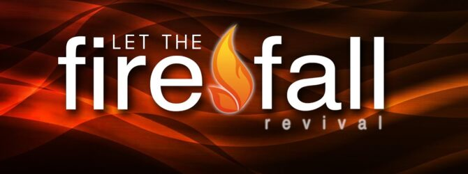 Firefall Revival Wednesday Evening
