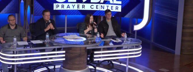 Global Prayer Center | 10.8..2020