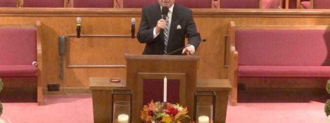 """Having Assurance of the Coming of Jesus"" Pastor D. R. Shortridge"
