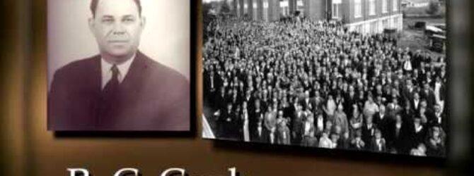 History of Pastors