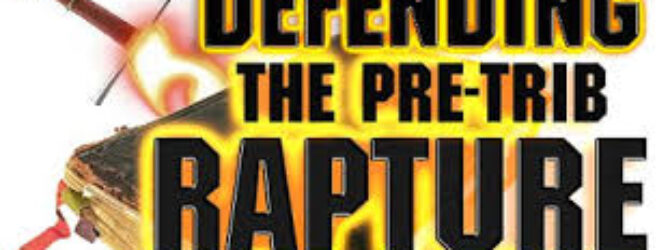This verse proves the Rapture is BEFORE…