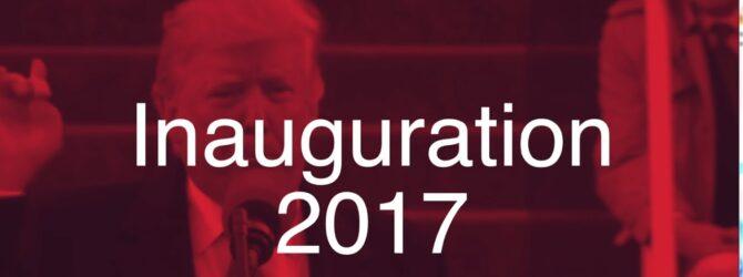 Inauguration Photo Montage 2017