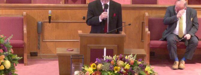 Joe Michael Easler 1952-2020 Homegoing Service