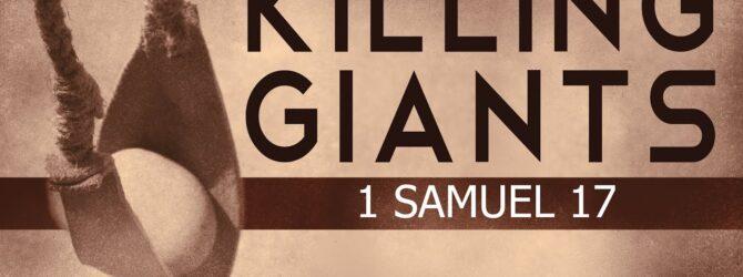 Killing Giants Part Two