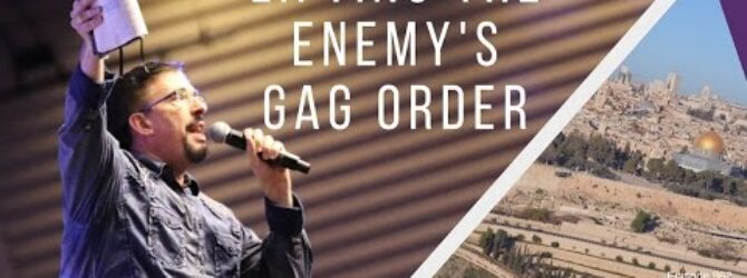 Lifting the Enemy's Gag Order| Episode 862