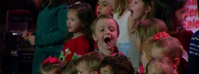 North Cleveland Church of God-NC Junior Choir