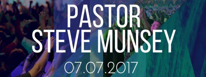 OCI – Pastor Steve Munsey