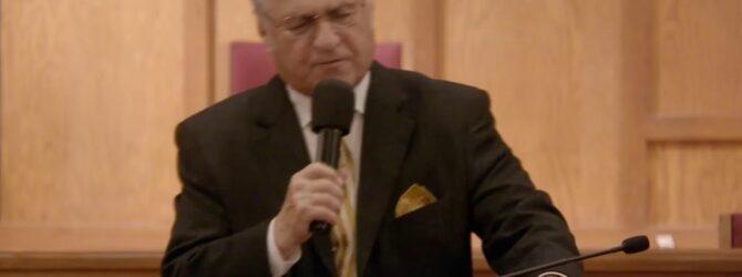 """Othniel's Prize"" Pastor D. R. Shortridge  Sunday Evening Service 10/25/20"