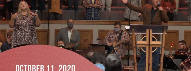 Praise and Worship | October 11, 2020