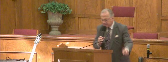 """Privileges of the Christian Walk"" Pastor D. R. Shortridge"